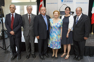UOIT donors